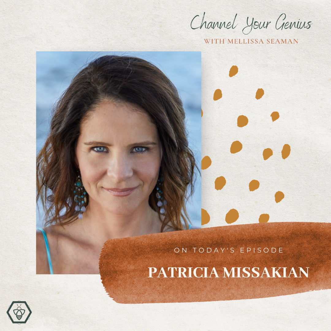 The Akashic Records & Creating Space for Intuition — with Patricia Missakian